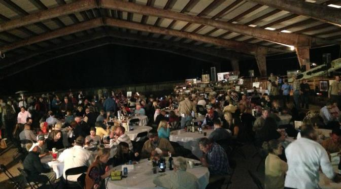 2014 Ducks Unlimited Conservation Banquet